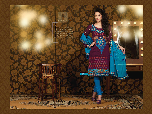Designer Salwar Kameez Suits, Party Wear Churidar Salwar Kameez in Orissa