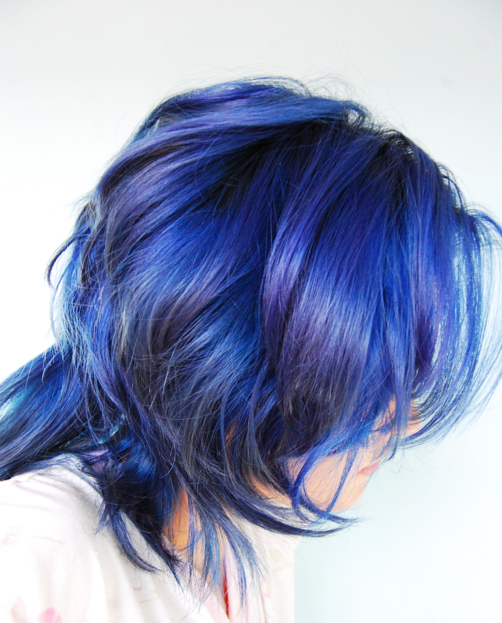 How To Fade Blue Hair Dye Quickly