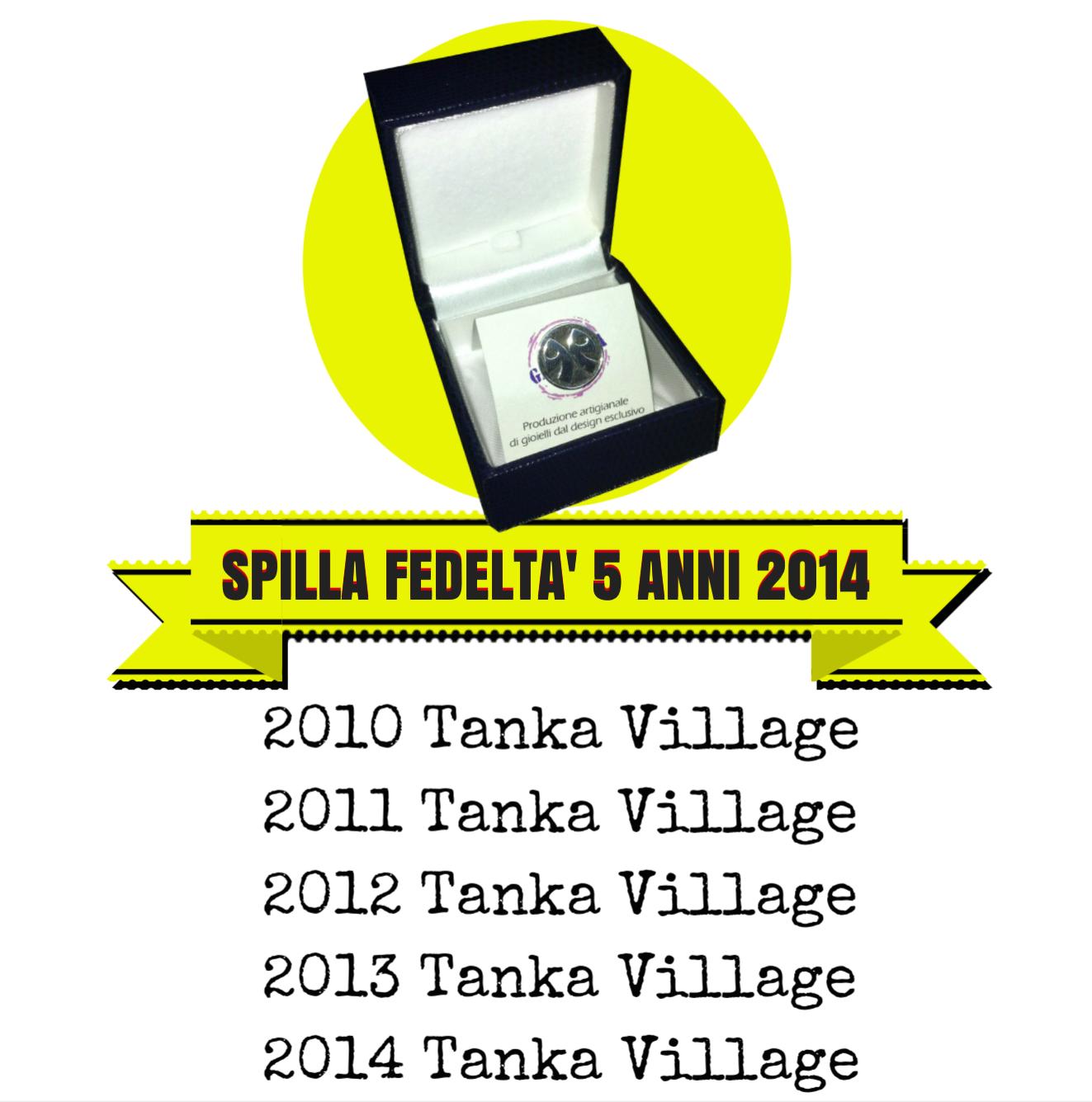 Spilla Argento (5 ANNI IN SAMARCANDA)