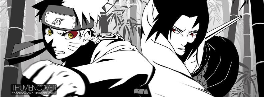 Naruto cover facebook - Ảnh bìa dành cho Fan Naruto