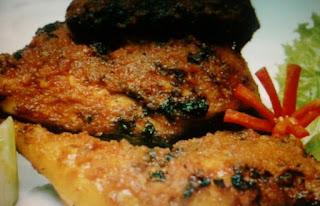 Ayam Panggang Padang Istimewa