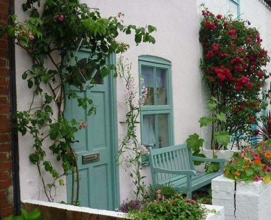 Querido Refúgio  Blog de decoração Um jardim para sonhar