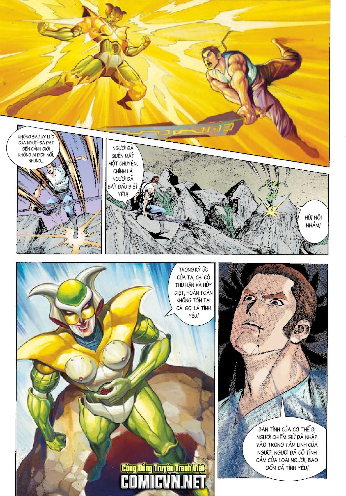 Đại Kiếm Sư Chap 32 - Trang 6