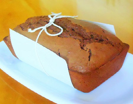 Cocoa Tea Cake