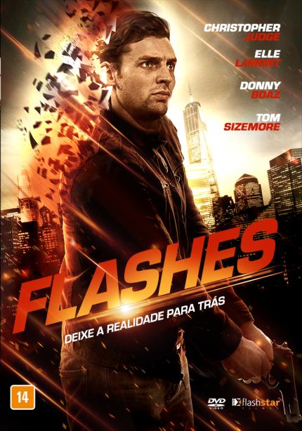 Filme Poster Flashes: Deixe a Realidade para Trás