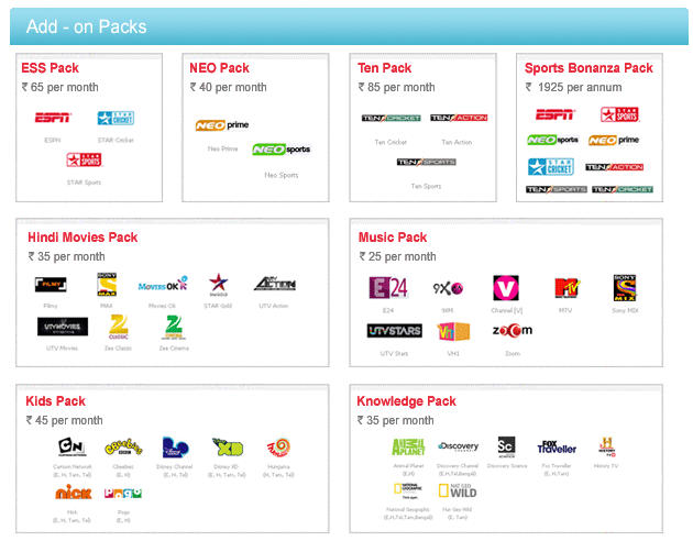 Tata Sky about it recharge plus dth hd online evd customer care login number packages/channels