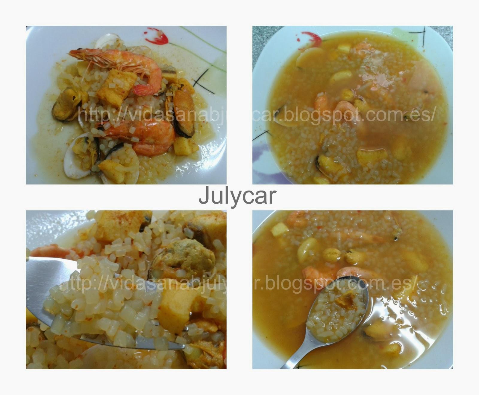 Recetas dukan by julycar arroz shirataki konjac de for Cocinar konjac
