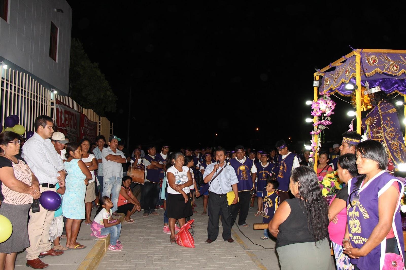 Municipalidad Distrital De La Matanza Rinde Homenaje Al