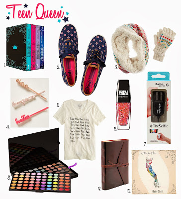 The spinsterhood diaries gift guide teenage girl for Things to get a country boy for christmas