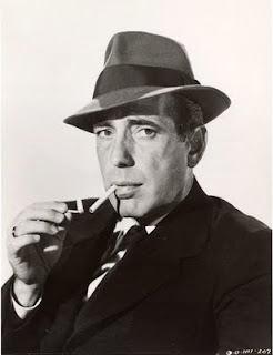 humphrey bogart smoking