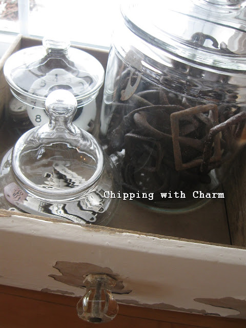 Chipping with Charm: Inspiration Corner, Craft Organization...http://www.chippingwithcharm.blogspot.com/