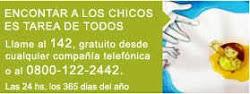 Registro Nacional de Información de Personas Menores Extraviadas