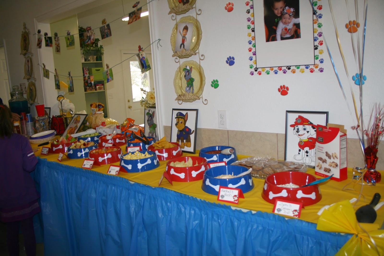 Paw Patrol Party Jacobs Party