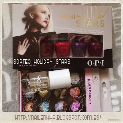 SORTEO NAILS ENKHA