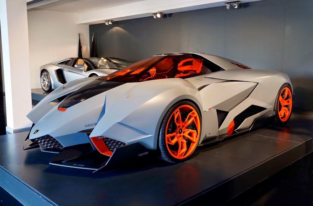 2014 Lamborghini Egoista