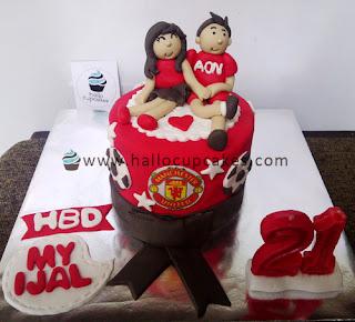 MU mini cake