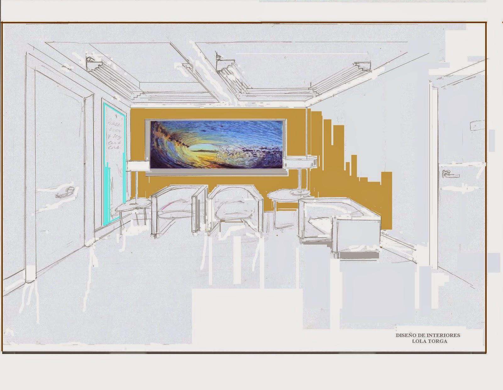 Clinica psicólogos diseño.decoracion