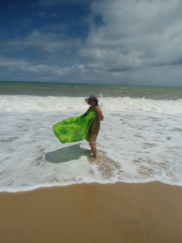 O mar me encanta