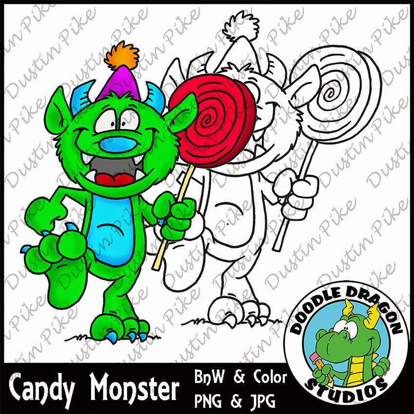 http://www.doodledragonstudios.com/digital-stamps/candy-monster/prod_386.html