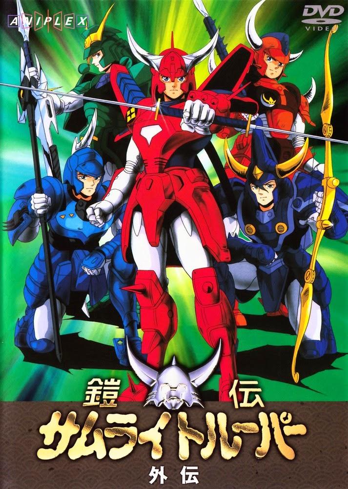 Perché gli eroi dei cartoni e telefilm giapponesi vestono
