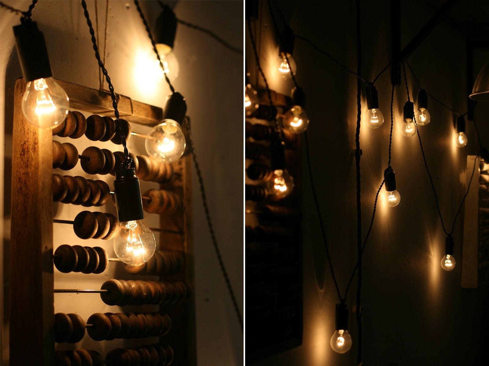 Потолок из лампочек своими руками 71