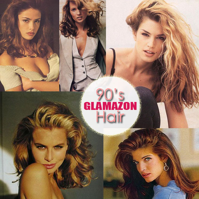90's Hair Styles Trending Now