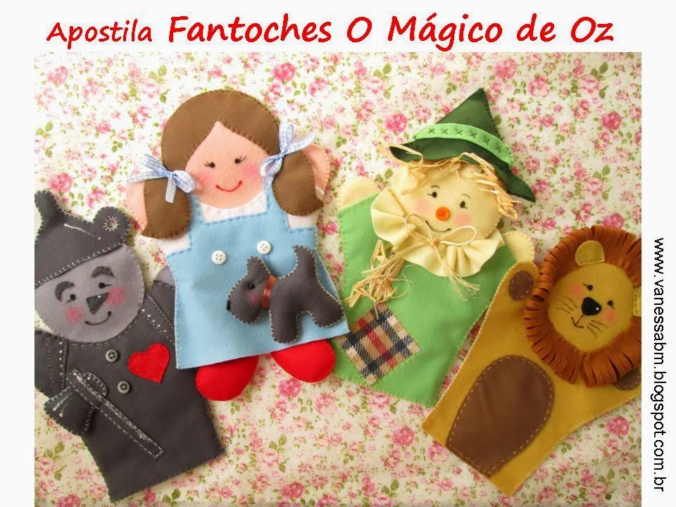 Apostila Fantoches O Mágico de Oz