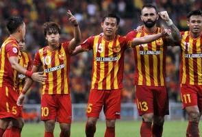 Selangor Juara Piala Malaysia 2015