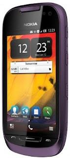 Nokia 701 3G Touchscreen Phone