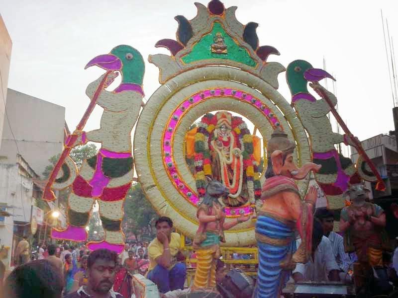 Chariots of god (Theru)