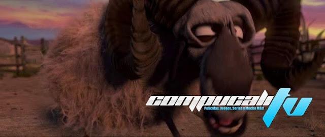 Khumba La Cebra Sin Rayas DVDRip Latino