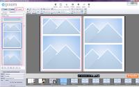 Pixum Fotobuch Software Layout bearbeiten