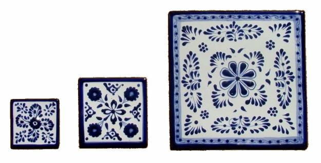 Gunnar sin blogg for Azulejo de talavera mexico