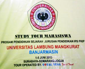 Logo Sudy Tour Unlam