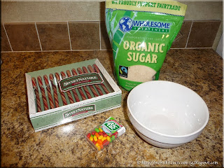 ingredients for candy canes