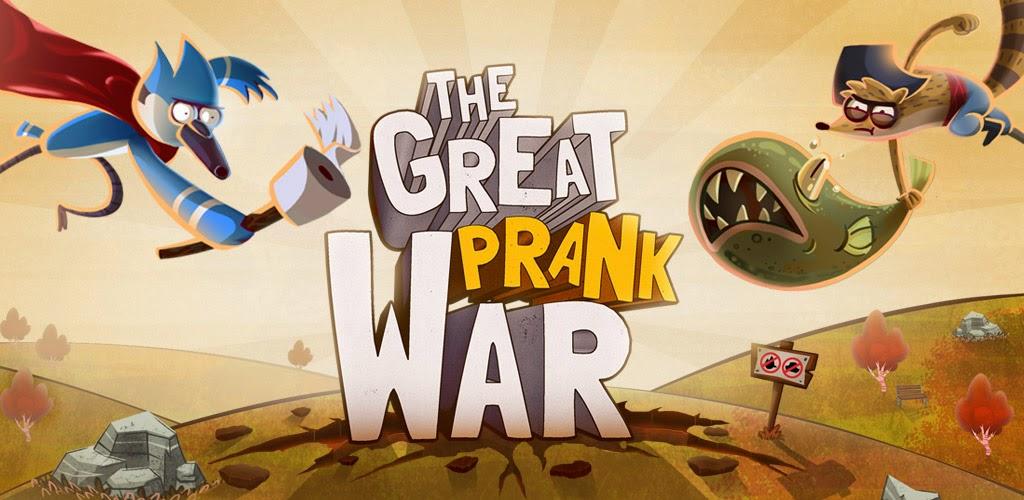 اللعبة الشيقة The Great Prank War مدفوعة للاندرويد