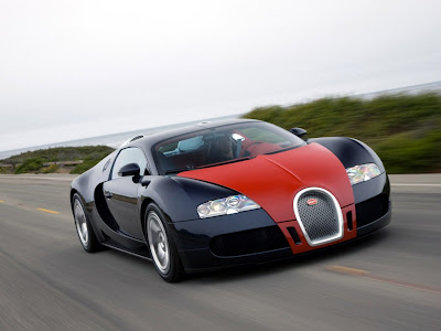 worlds fastest car bugatti veyron