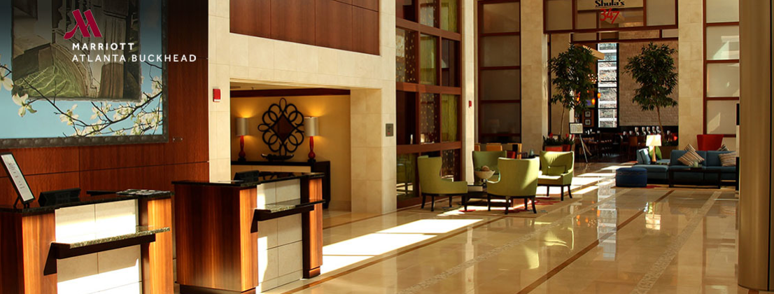 Marriott Atlanta Buckhead
