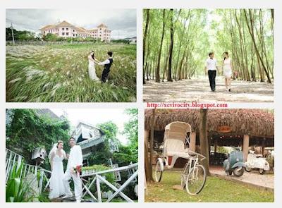 Những địa điểm đẹp ở Sài Gòn - Nhung dia diem dep o sai gon
