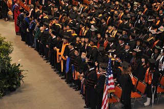 2013 Spring Commencement.