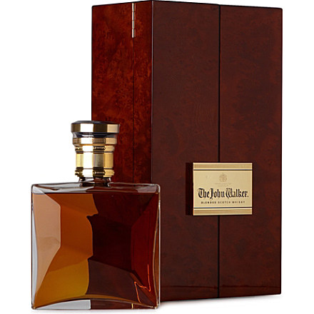 Johnnie Walker TheJohn Walker £1,999.00 Selfridges ( Shop Now )