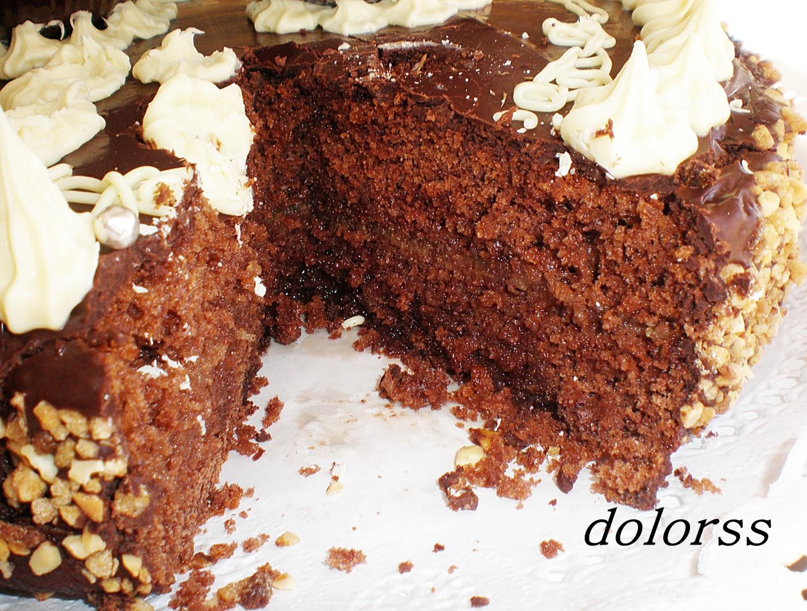 Blog de cuina de la dolorss: Mona de Pascua de chocolate