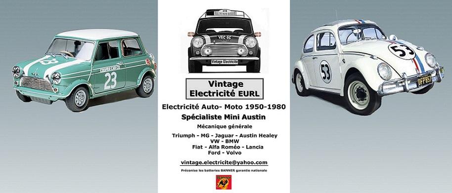 Vintage Electricité