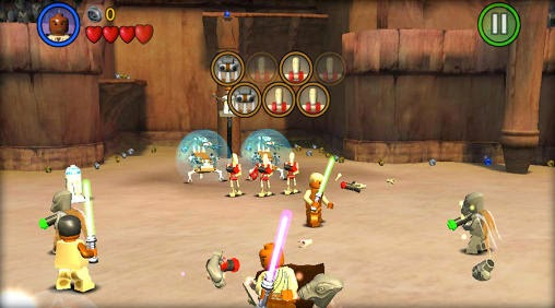 Game Lego Star Wars The Complete Saga screenshot 3