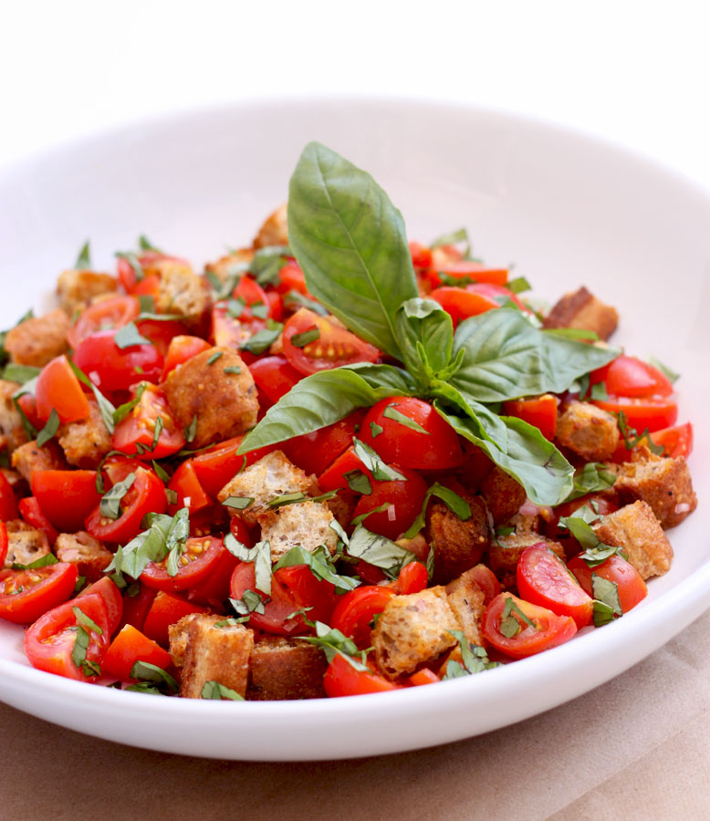 Have Two Kids: The Best Panzanella You'll Ever Have