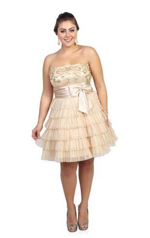 Precios de vestidos cortos para fiestas