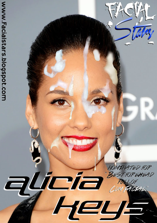 Alicia Keys Grammy Facial
