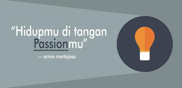 hidup mu passion mu