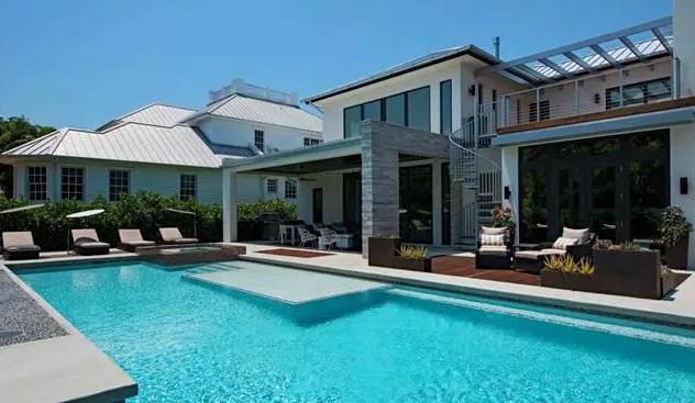 Colin Cowherd Florida mansion