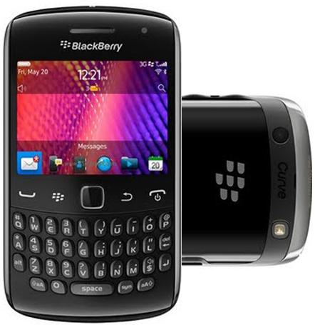 OS: Blackberry OS 7
